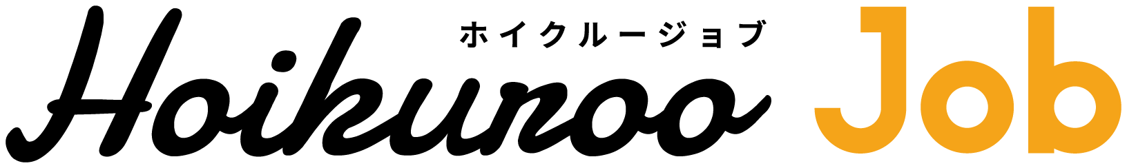 Hoikuroo Job(ホイクルージョブ)ロゴ