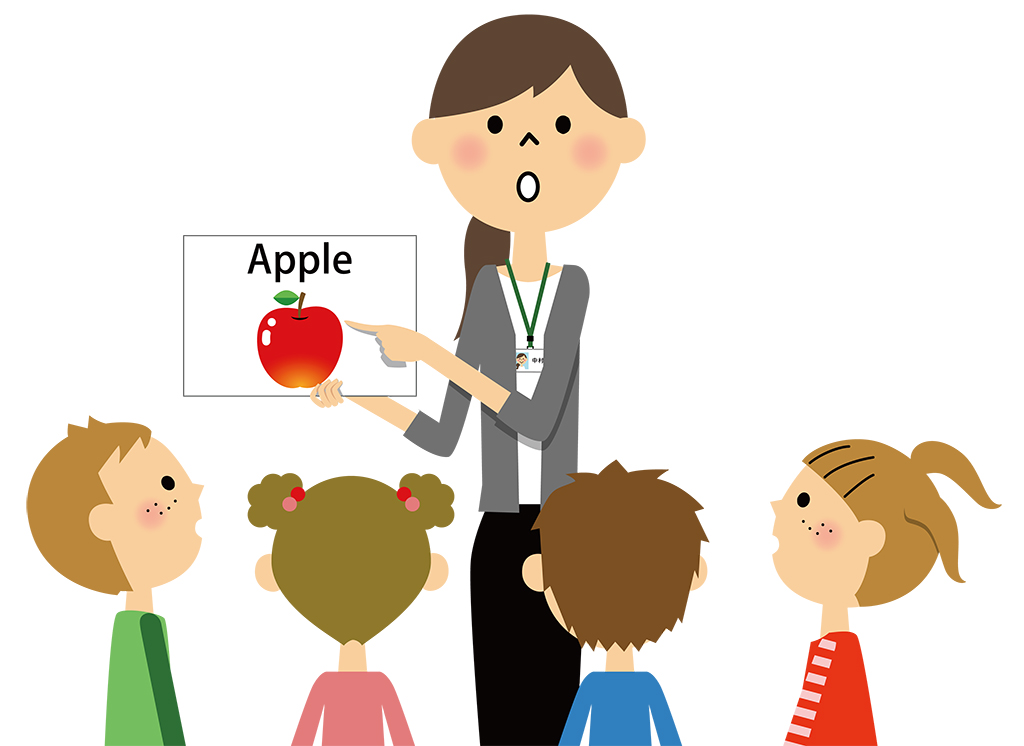 4.幼児教育・保育英語検定(幼保英検)